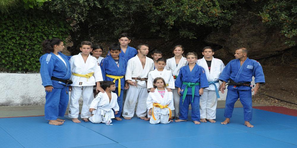OLYMPIA JUDO CAMP 2021