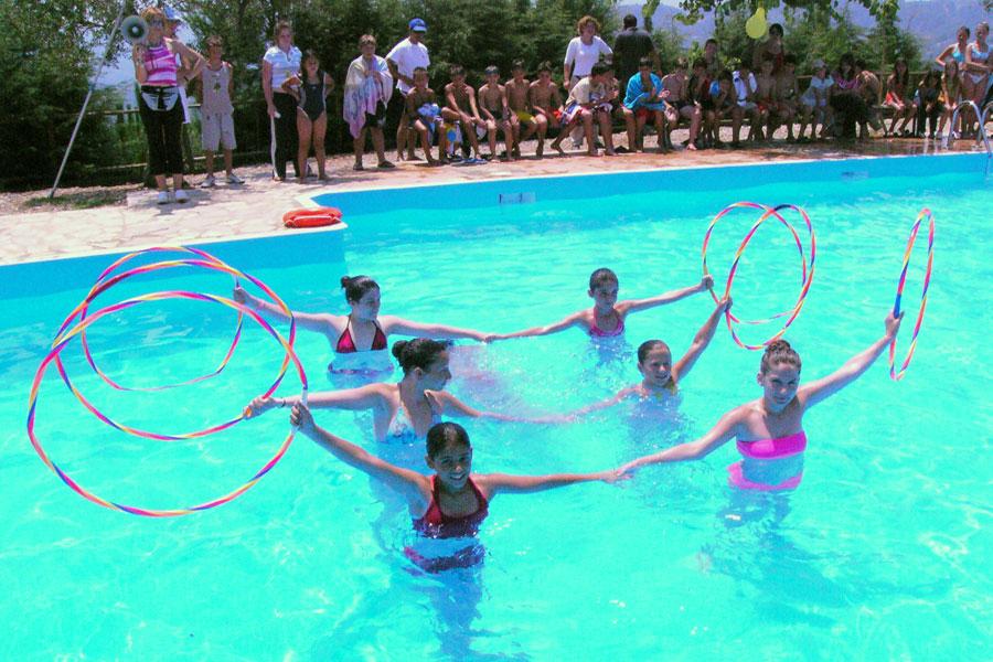 Συγχρονισμένη Κολύμβηση (2)